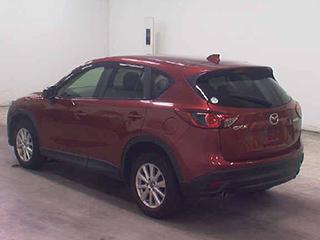 2013 Mazda CX-5 20S
