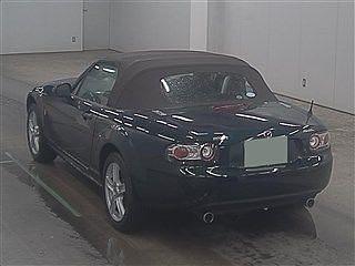 2008 Mazda MX-5 Roadster VS