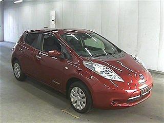 2016 Nissan Leaf 24X