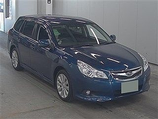 2010 Subaru Legacy 2.5i L-Package AWD