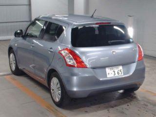 2015 Suzuki Swift 1.2XG
