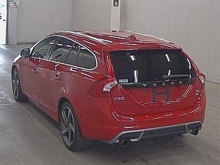 2013 Volvo V60 T6 4WD R-Design
