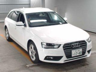 2013 Audi A4 Avant 2.0TFSi