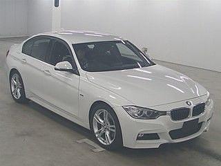 2012 BMW 320i M-Sport
