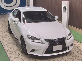 2015 Lexus IS300h F-Sports