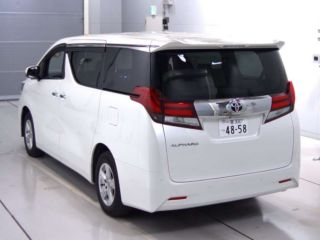 2016 Toyota Alphard 2.5X