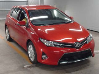 2014 Toyota Auris RS S-Package
