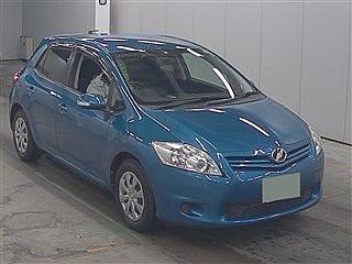 2010 Toyota Auris 150X M-Package