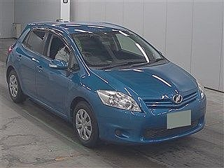 2010 Toyota Auris 150X M-Package
