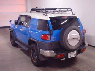 2011 Toyota FJ Cruiser 4WD