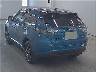 2017 Toyota Harrier Hybrid Premium Advanced Style ASH