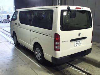 2016 Toyota Hiace 4WD DX Van
