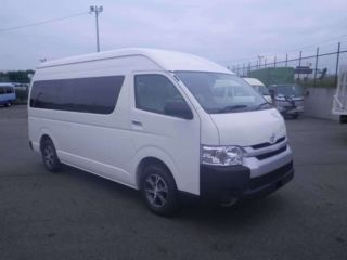 2017 Toyota Hiace Commuter Super Long GL