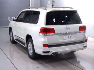 2016 Toyota Landcruiser AX 4WD
