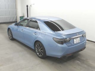 2017 Toyota Mark X RDS