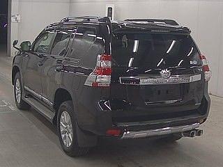 2015 Toyota Landcruiser Prado TZ 4WD