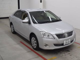 2015 Toyota Premio 1.8X L-Package
