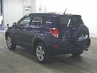 2007 Toyota RAV4 Sports 4WD
