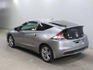 2010 Honda CR-Z Alpha Hybrid