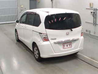 2013 Honda Freed G