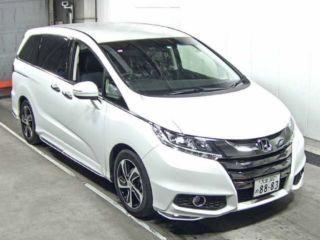 2017 Honda Odyssey Absolute X
