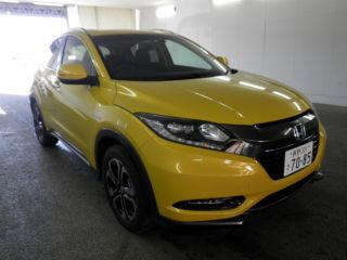 2017 Honda Vezel Hybrid X Sensing