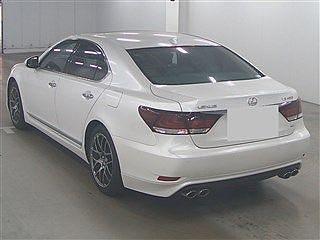 2016 Lexus LS460