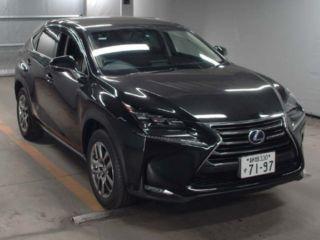 2016 Lexus NX300h Version L
