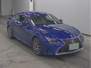 2015 Lexus RC300h F-Sports