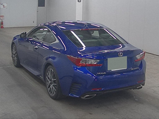2015 Lexus RC500h F-Sports