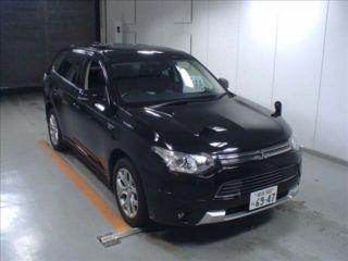 2015 Mitsubishi Outlander PHV G 4WD