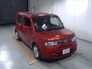 2015 Nissan Cube 15X