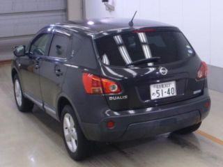 2010 Nissan Dualis 20G