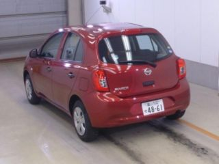 2017 Nissan March 12S