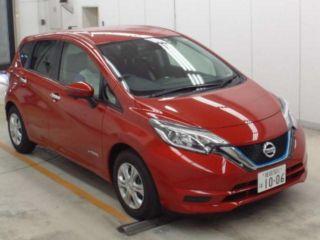 2017 Nissan Note e-Power X Hybrid