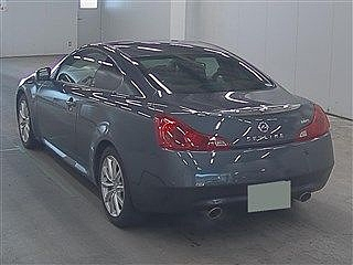 2011 Nissan Skyline 370GT Type P Coupe