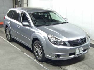 2011 Subaru Outback 2.5i S-Package