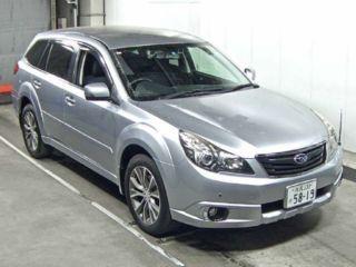 2011 Subaru Outback 2.5i S-Package