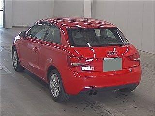 2011 Audi A1 1.4TFSi