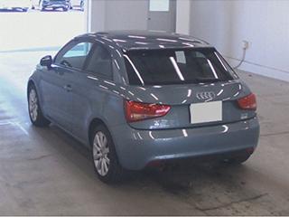 2013 Audi A1 1.4TFSi