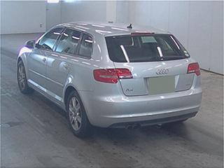 2011 Audi A3 Sportback 1.4TFSi