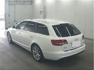 2010 Audi A6 Avant 3.0 TFSi Quattro