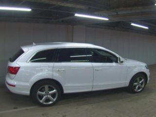 2011 Audi Q7 3.0 TFSi Quattro S-Line