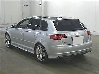 2011 Audi S3 Sportback 2.0 Quattro