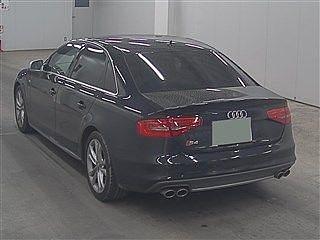 2013 Audi S4 3.0 Quattro
