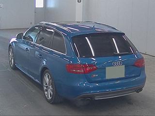 2009 Audi S4 Avant 3.0 Quattro