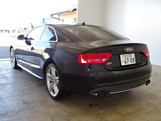 2010 Audi S5 Coupe 4.2 FSi Quattro