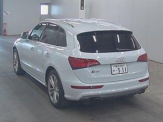 2016 Audi SQ5 3.0 TFSi Quattro