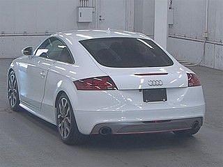 2011 Audi TT Coupe 2.0 TFSi Quattro S-Line
