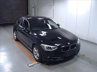 2015 BMW 116i Sports